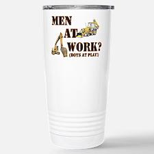 menatwork.jpg Stainless Steel Travel Mug