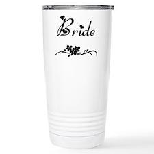 Classic Bride Travel Mug