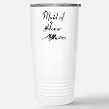 Classic Maid of Honor Travel Mug
