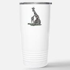 Giraffes Travel Mug