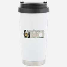 Les Moutons-Final-2.png Stainless Steel Travel Mug