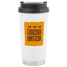 Cherokee Nation Travel Mug