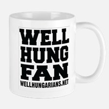 Well Hung Fan Mugs