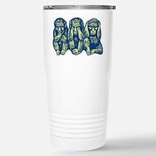 3monkeys.png Travel Mug