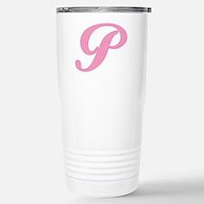 P-pink-initial_tr.png Travel Mug