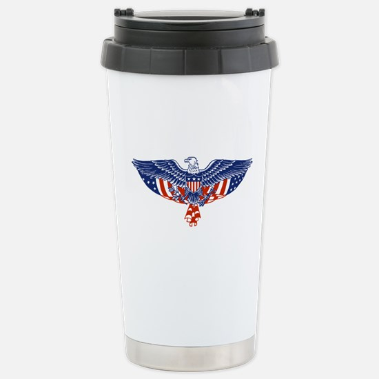 EAGLE.png Stainless Steel Travel Mug