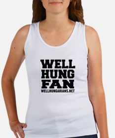 Well Hung Fan Tank Top