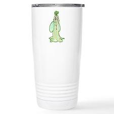 green-fairy-princess_bl.png Travel Mug