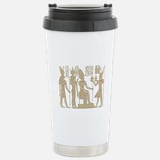 Egyptian Panel Travel Mug