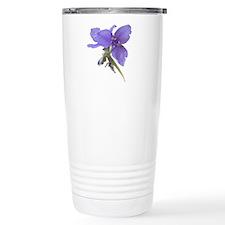 Spiderwort Travel Mug
