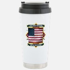 20th Maine (Diamond).png Travel Mug