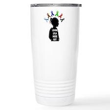 Unique Preemie awareness Travel Mug