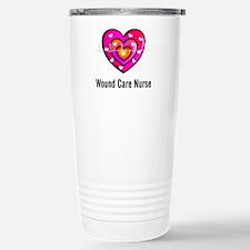 Wound Care Nurse Travel Mug