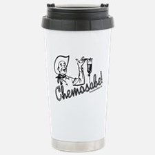 Chemosabe! Travel Mug