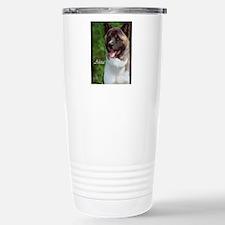 Akita Lover Travel Mug