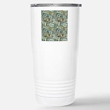 Easy Money Stainless Steel Travel Mug
