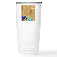 Rather be at Beach Travel Mug