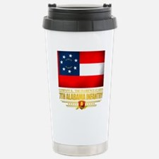 7th Alabama Infantry Travel Mug