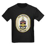 USS MERRILL Kids Dark T-Shirt