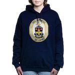 USS MERRILL Women's Hooded Sweatshirt