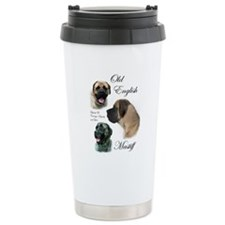 English Mastiff Travel Mug