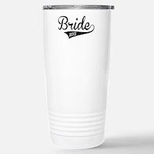 Bride 2013 Stainless Steel Travel Mug