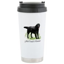 Flat-Coated Retriever Travel Mug