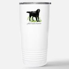 Flat-Coated Retriever Travel Mug