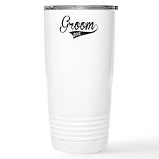 Groom 2013 Travel Mug