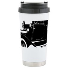 Model T Black Thermos Mug