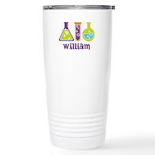Personalized Scientist Travel Mug