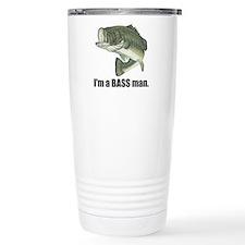 bass man Travel Mug