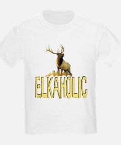 Elkaholic gear and gifts T-Shirt