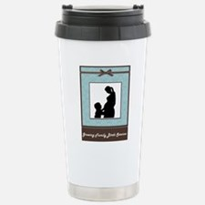 Growing Family Stainless Steel Travel Mug
