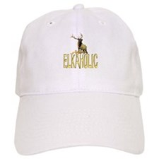 Elkaholic gear and gifts Baseball Cap