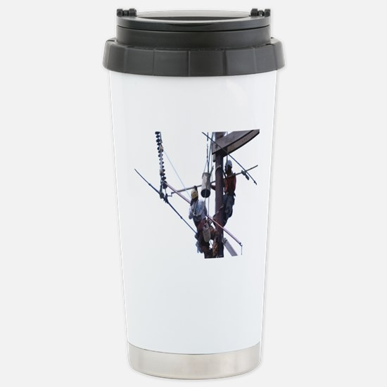Hot Stick Stainless Steel Travel Mug