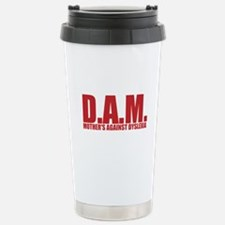 MOTHERS AGAINST DYSLEXIA Travel Mug