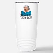 Cafeteria Lady Travel Mug