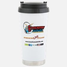 iCountryNashville.com Listen Live! Travel Mug