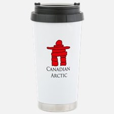 Inukshuk Travel Mug