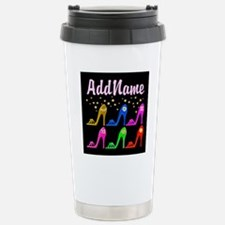 STILETTO QUEEN Stainless Steel Travel Mug