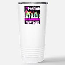 NYC FASHION Travel Mug