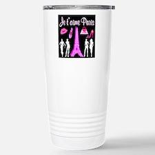 PARIS FASHION Travel Mug
