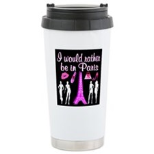 PARIS GIRL Travel Mug