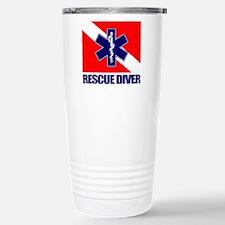 Rescue Diver (emt) Stainless Steel Travel Mug