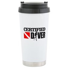 Certified Diver Travel Mug