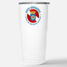 Dive Bonaire (rd) Travel Mug