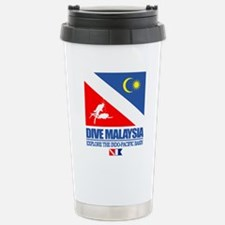 Dive Malaysia Stainless Steel Travel Mug