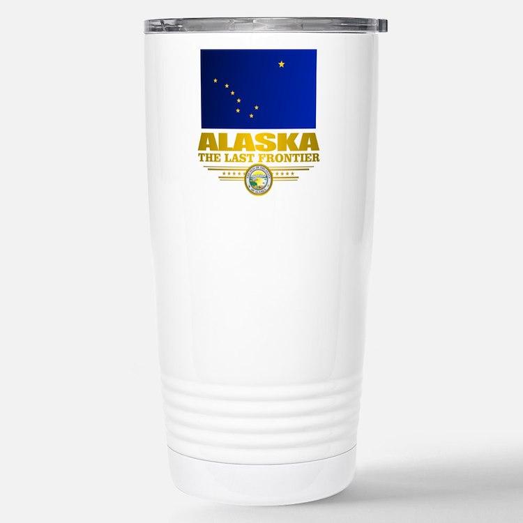 Alaska Pride Travel Mug