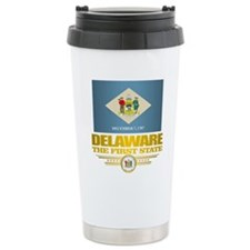 Delaware Pride Travel Mug